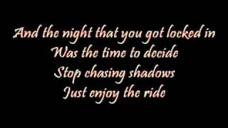 Morcheeba - Enjoy the ride (with lyrics)