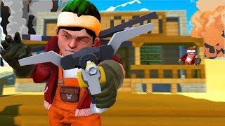 Breaking out a WESTERN PRISON in Scrap Mechanic JailBreak! (Scrap Mechanic Gameplay & Roleplay)