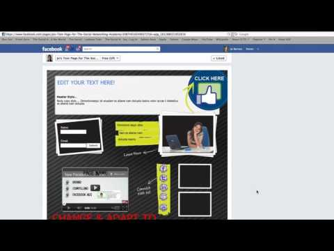 The New Facebook Timeline - Adding Apps to Your Facebook Page