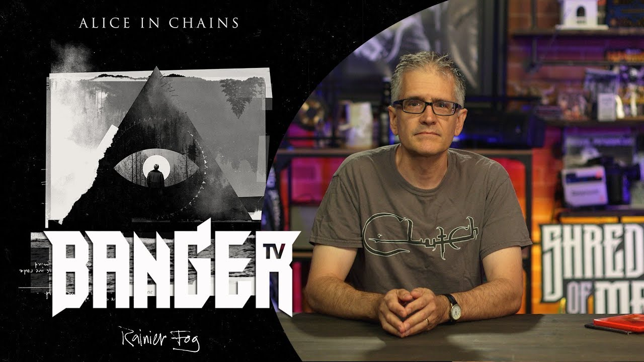 ALICE IN CHAINS Rainier Fog Album Review episode thumbnail