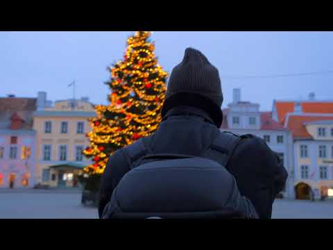 Tallinn-Estonia travel vlog