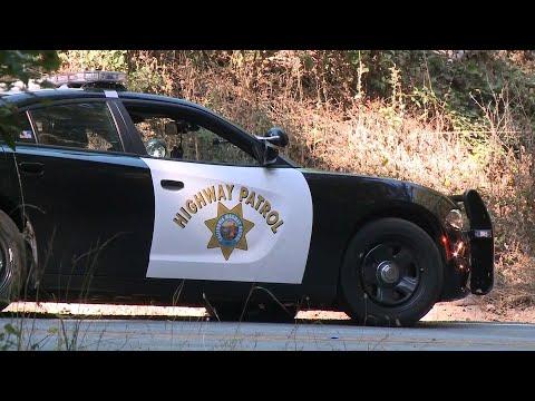 Raw Video: Scene Of Triple Fatal Crash On Skyline Blvd. Near Woodside