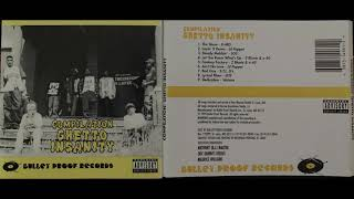 LOS (LYRICAL BLUES) (Compilation Ghetto Insanity)(St. Louis)(1994)