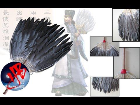 Truyền thuyết về chiếc quạt lông vũ của Gia Cát Lượng