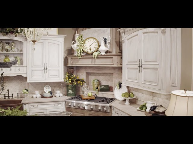 Luxury White Kitchen Remodeling Design Project by Linly Designs