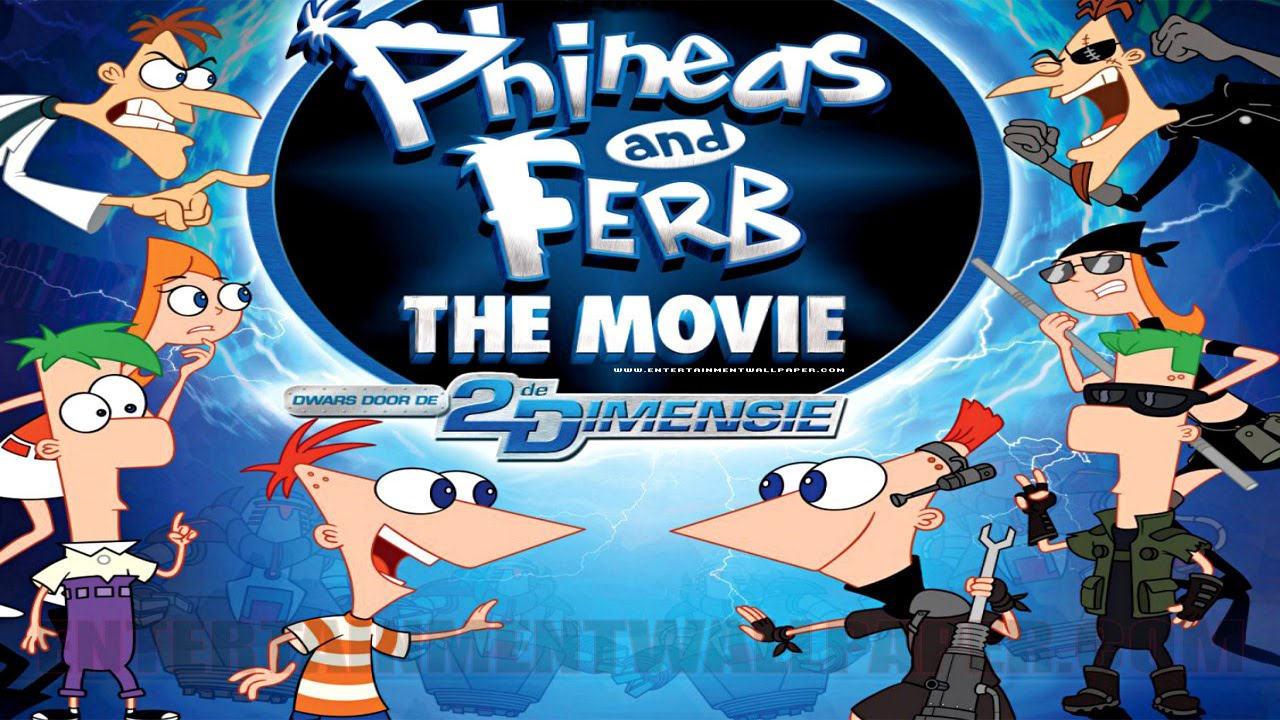 phineas and ferb across the second dimension psp iso download