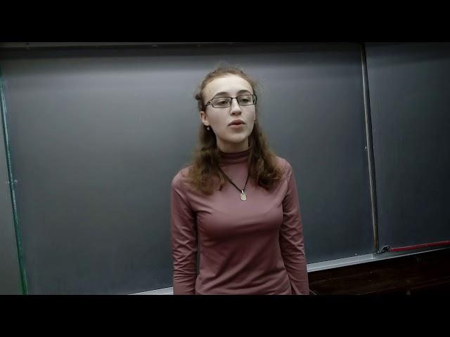 Изображение предпросмотра прочтения – ЛинараТимербаева читает произведение «Ты - как отзвук забытого гимна» А.А.Блока