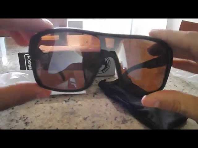 UNBOXING  12 Óculos de sol Dragon JAM Remix ALIEXPRESS 4df4a0c140
