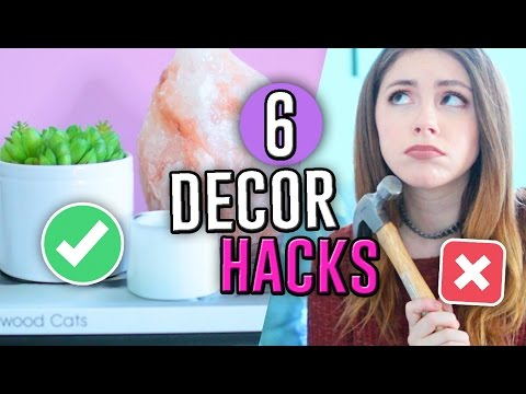6 Room Decor Hacks Everyone Must Know Easy Ways To Redo Your Room