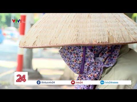 Người dân Hà Nội quay cuồng trong ngày nắng nóng kỷ lục | VTV24