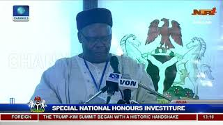 25 Years After, Buhari Honours Late MKO Abiola With Posthumous GCFR Nat'l Award Pt.10