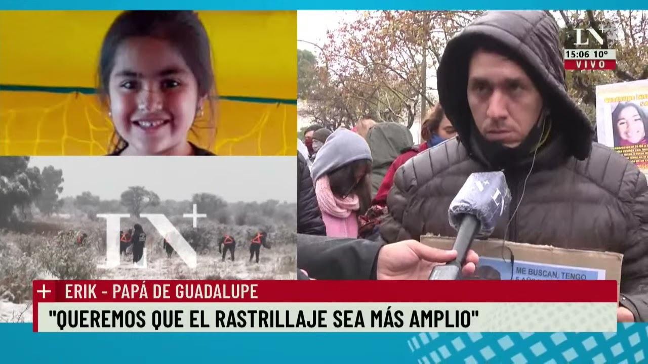 """Download Papá de Guadalupe: """"Quiero que encuentren a mi hija"""". Intensifican la búsqueda."""