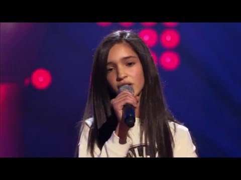 Dina – See You Again | Blind Audition | The Voice Kids | VTM