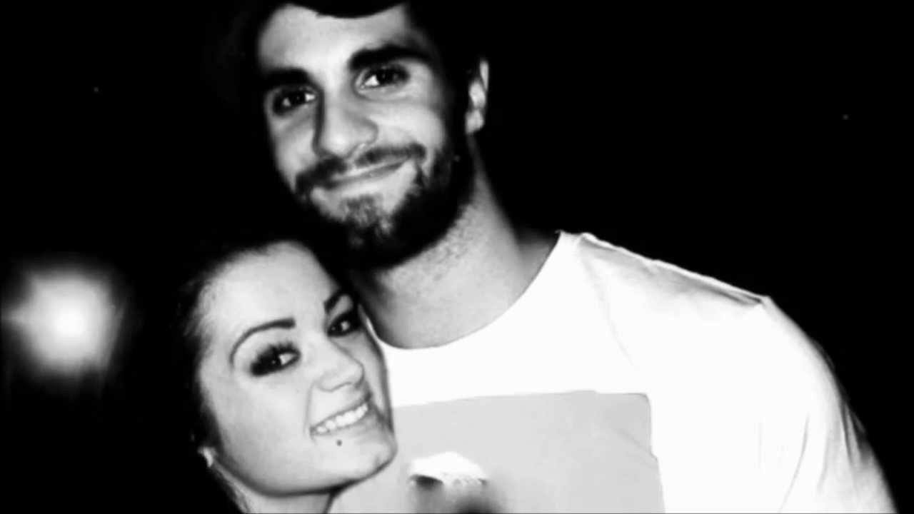 paige and seth rollins relationship