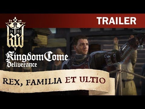 Kingdom Come: Deliverance – Rex, Familia et Ultio (EU)