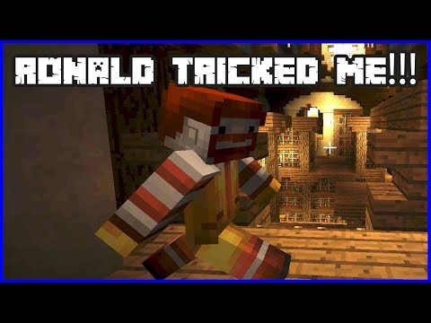 Ronald Tricked Me In Minecraft Murder Mystery
