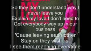 The Dream Ft Mariah Carey My Love Lyrics (New Song 2009)