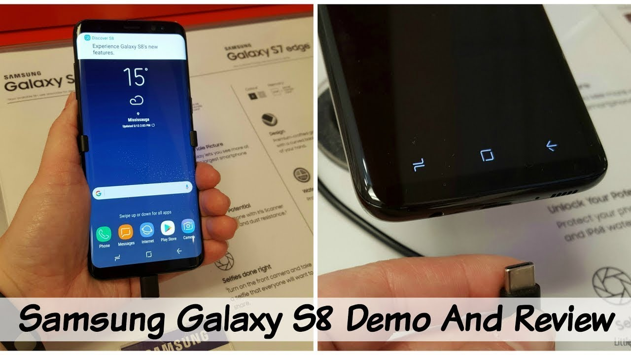 Samsung Galaxy S8 | How to Remove Samsung DEMO Mode on Galaxy S8 | 100  Working