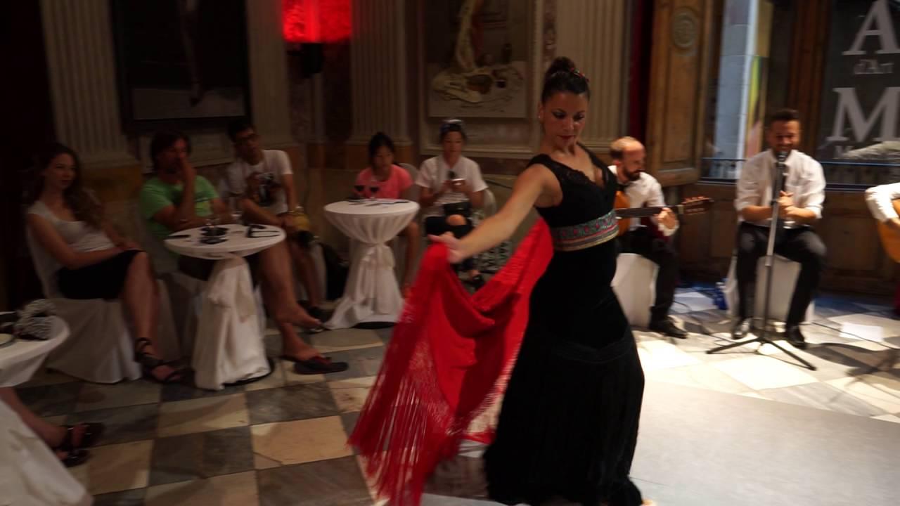 a taste of spain flamenco show meam barcelona youtube