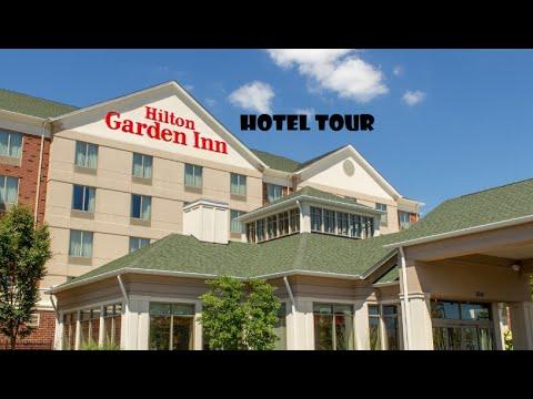 Full Hotel Tour Hilton Garden Inn Dayton Beavercreek Youtube