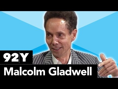 Malcolm Gladwell on racism, Trump, and the moral licensing phenomenon