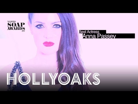 British Soap Awards 2017: Vote for Anna Passey