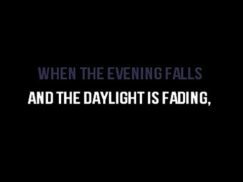 Enya - Evening Falls (Official Karaoke)