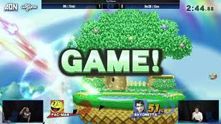 AON Alpha 2 DA Sinji (Pacman) vs HO3K Gen (Bayonetta) Winners Top 8