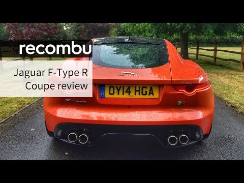 Jaguar F-Type R Coupe review: Nothing but love