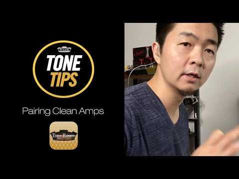 VOX Tone Tips: Pairing Clean Amps