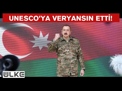 Azerbaycan Cumhurbaşkanı Aliyev: ''Avrupa Konseyi, sessiz kalma, gel ve gör''