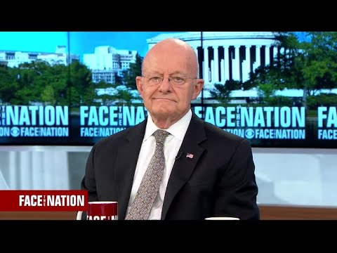 "Former DNI James Clapper: FBI's Trump informant ""most benign form of information gathering"""