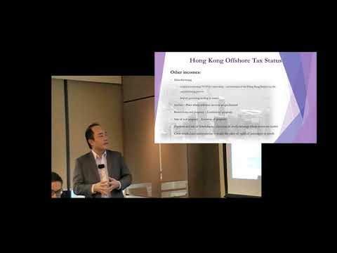 """Your Business in Hong Kong – Claiming """"Offshore Tax Status"""""""