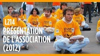 L'association L214 - Éthique et Animaux