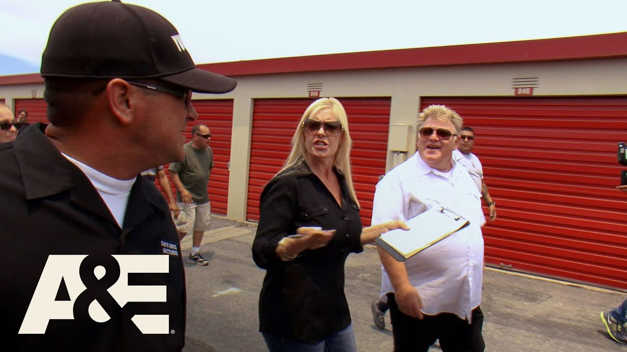 Storage Wars Dave Fights Dan And Laura Season 8 Episode 7 A E You
