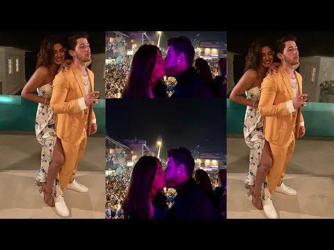 Priyanka Chopra and Nick Jonas latest picture from their Caribbean honeymoon