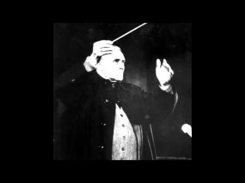 Hermann Scherchen rehearsal Beethoven IV.