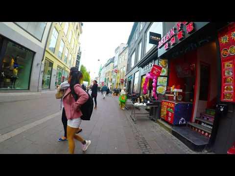 Pedestrian in Copenhagen - part 2