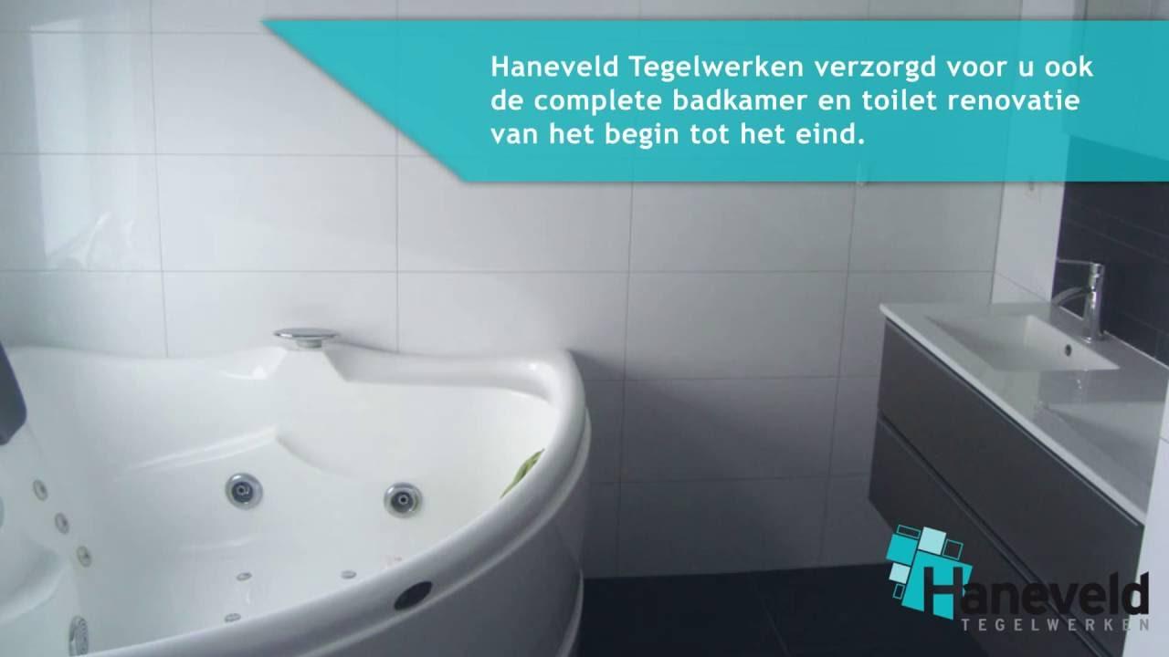 Haneveld Tegelwerken, Helmond, Badkamer, Woonkamer, Toilet - YouTube