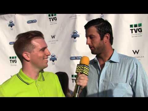 Jason Kapono | Jim Mora Celebrity Golf Classic Red Carpet Interview | AfterBuzz TV