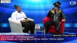 Fulastar: Bana Magie ya Londres Ba confirmer soirée 13ième apôtre le 18 décembre