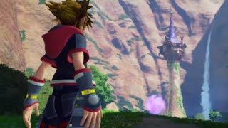 E3 2015: Kingdom Hearts 3 E3 Gameplay Trailer (Sqaure Enix Conference) HD