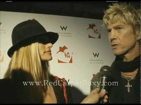 Duff McKagan Interviewed by Red Carpet Roxy