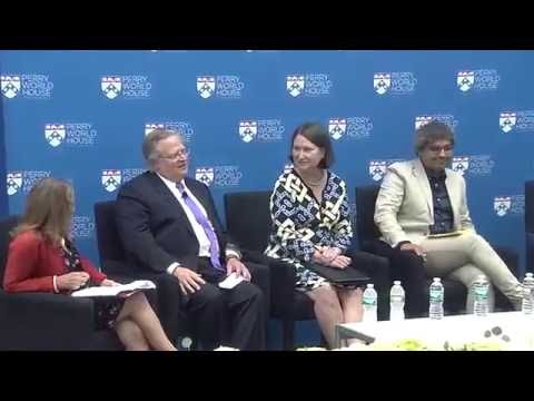 PWH Grand Opening Panel 2: Can European Democracy Withstand Growing Refugee Flows? 9.19.16