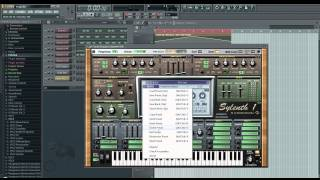 Advanced Bassline Layering with Sylenth1 [FL Studio Tutorial]