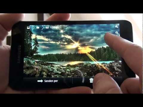Samsung Galaxy Note 1 (GT - N7000)