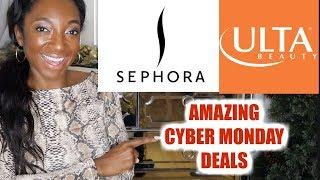 Ulta Cyber Monday 2019 | Sephora Cyber Monday | Cyber Monday Deals 2019