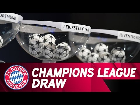 Champions League Draw: FC Bayern's Possible Opponents! | Trailer