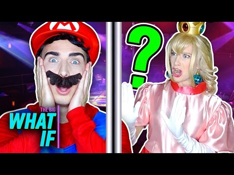 WHAT IF MARIO...?