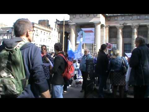Scottish Independence Rally, Edinburgh 2012 (full film)
